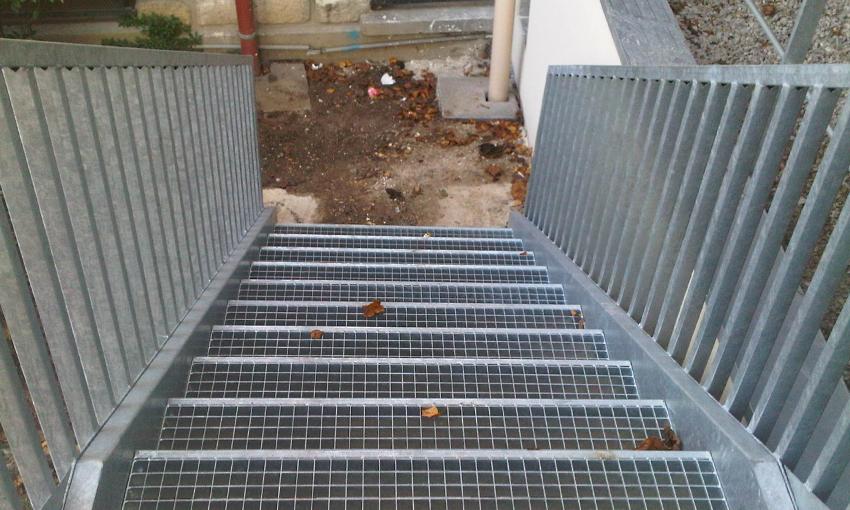 Escalier Sur Mesure Anoxa
