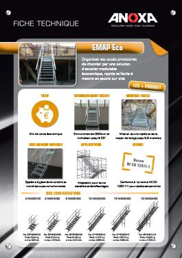 Fiche technique EMAP Eco