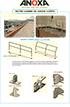 Documentation technique Garde corps aluminium