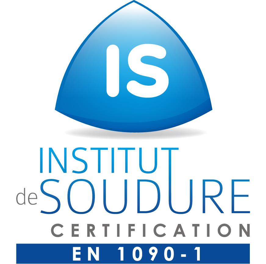 is-logo-certification-en-1090-1